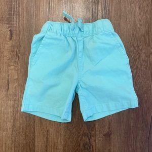 Shorts light blue toddler shorts 2T